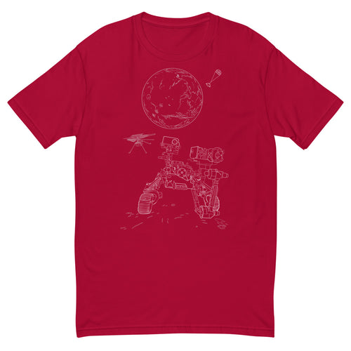 Mars 2020 Short Sleeve T-Shirt