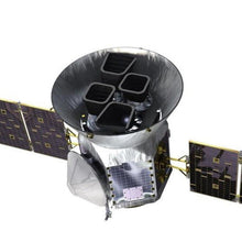 Load image into Gallery viewer,  Artist's conception of the TESS spacecraft and payload. Image Credit: MIT