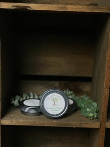 Eucalyptus Chest & Throat Rub