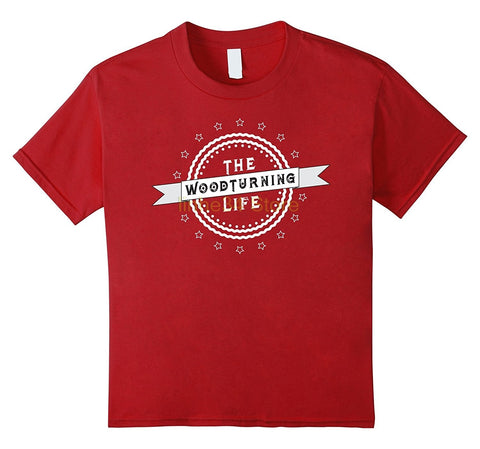 The Woodturning Life  T-Shirt