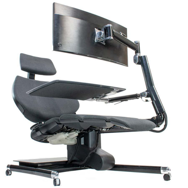 Signature Altwork Station Nightsky Zero Gravity Sit Stand Desk