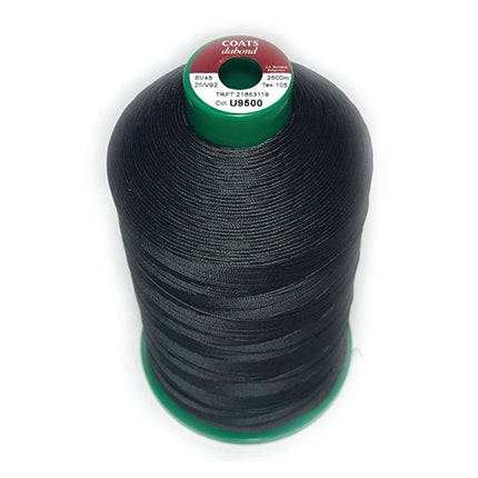 Coats Dabond 25 / V92 Bonded Polyester Thread  Ticket: 25, 2500m