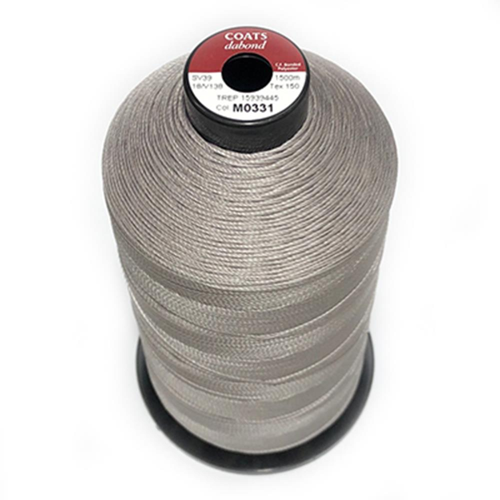 Coats Dabond 18 / V138 Bonded Polyester Thread  Ticket: 18, 1500m