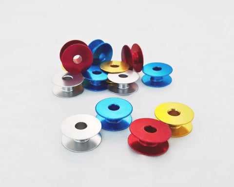 Aluminium Plain Sewing Machine Bobbins