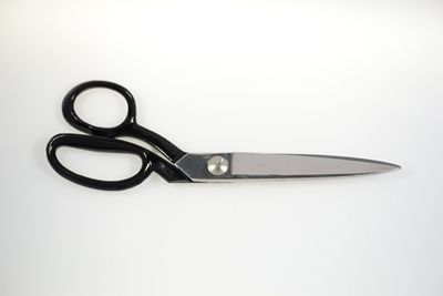 "Wilkinson Left Handed Side Bent 10"" Shears"