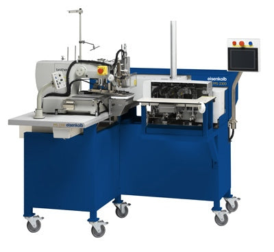 Eisenkolb PPS-2300 Automatic Curtain Pleater