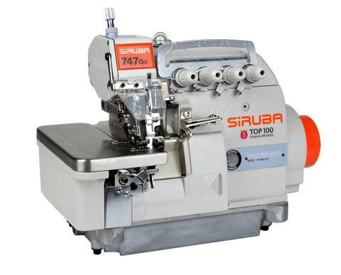 Siruba 4 Thread Overlock Direct Drive Machine