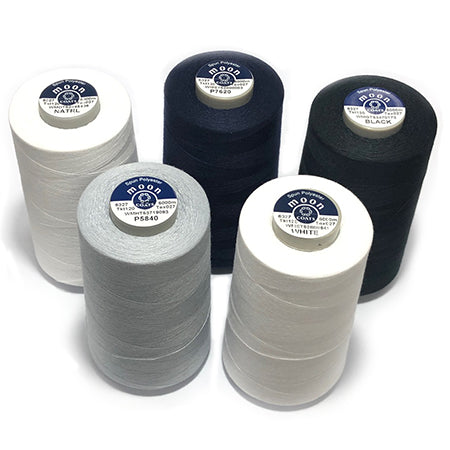 Coats Moon Overlocking / General Use Thread - Spun Polyester