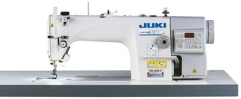 Juki DDL-900B Automatic Dry Head Plain Sewing Machine.