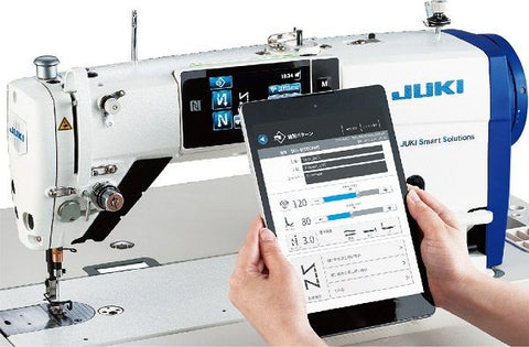 Juki DDL-9000C Automatic Direct Drive Plain Sewing Machine - Digital Flagship Model