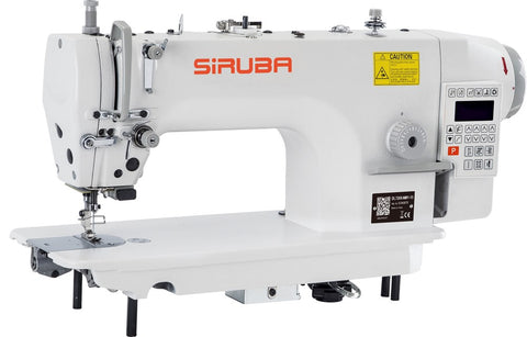 Siruba DL7200-N-M1-16 Needle Feed Plain Sewer Auto Direct Drive Medium with Foot Lift