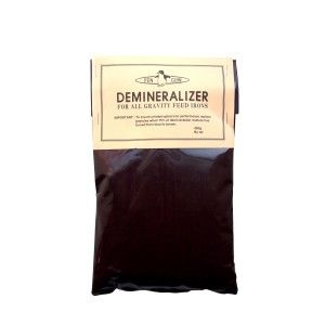 Gravity Fed Iron Demineralizer