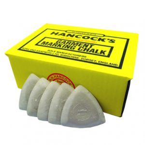 Hancock's Tailors Chalk (Box of 50)
