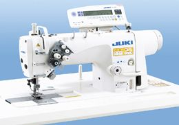 Juki Twin Needle Plain Sewing Machine - Large Bobbin Variant