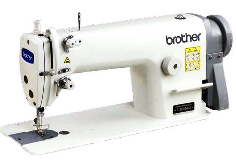 Brother S-1000A Manual Plain Sewing Machine