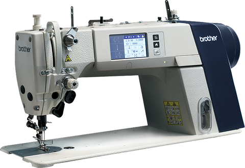 Brother S-7300A Automatic Plain Sewing Machine - Minimal Oil