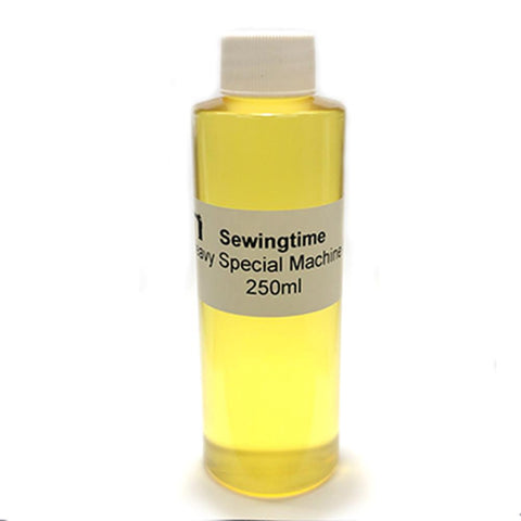 Special Machine Oil (Bag Closing & Cutting Machines) - 250mL