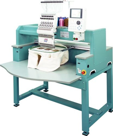 Tajima TFMX-C1501 (450x520) 15 colour 1 Head Embroidery Machine