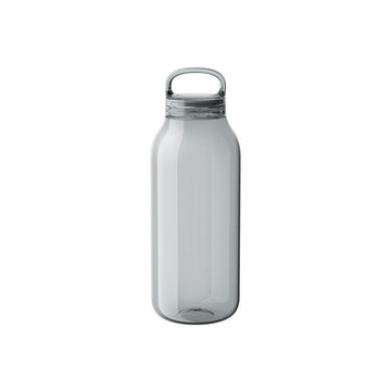 Water Bottle, 500ml - Smoke