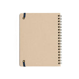 Rollbahn Spiral Notebook - Sky Blue by Delfonics - Merchant of York