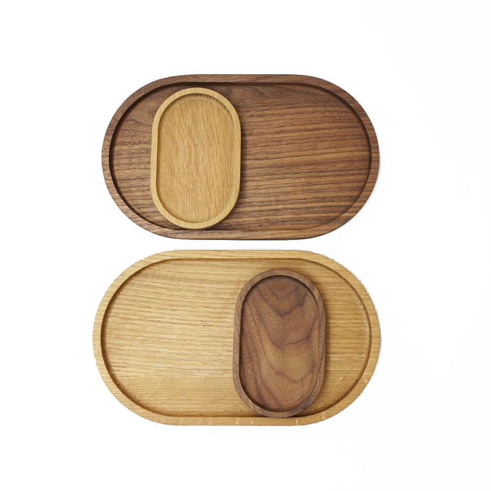 Fika Tray - Walnut