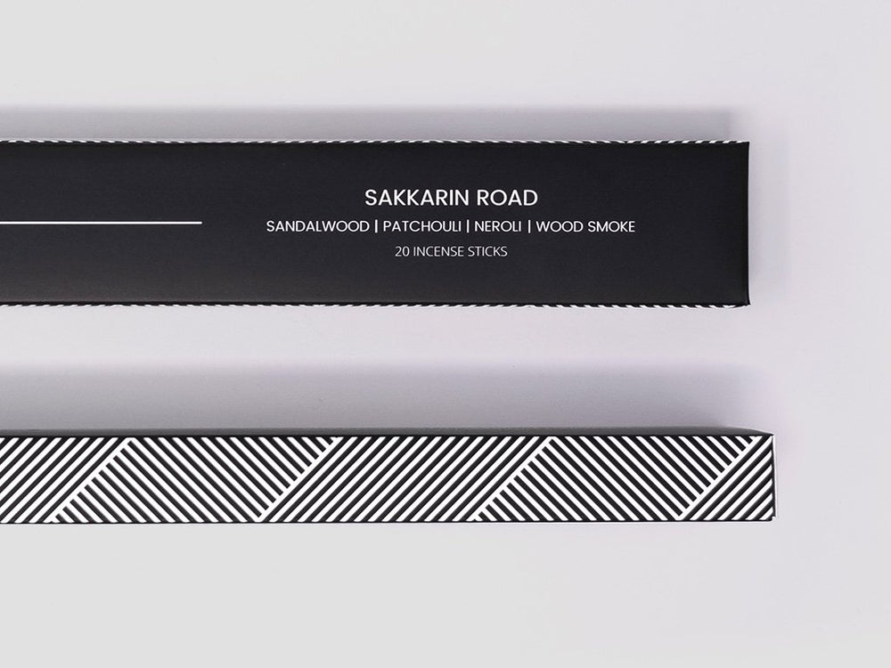 Sakkarin Road Incense by HEWN - Merchant of York