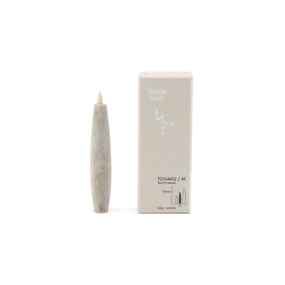 Tohaku Candle - Medium