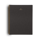 Spiral Notebook - Charcoal Grey