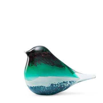 Atlas Glass Bird - Black