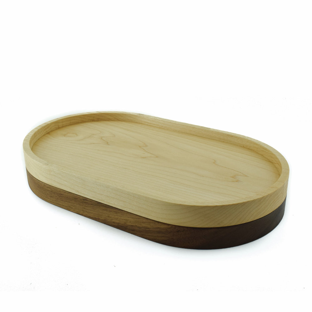 Catchall Tray - Walnut by Nordic Woodshop - Merchant of York Toronto