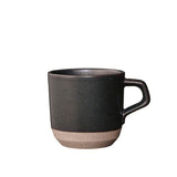 Ceramic Lab Mug, 300ml - Black