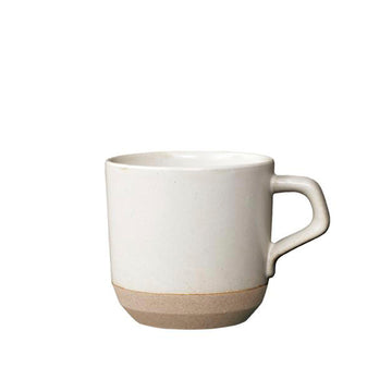 Ceramic Lab Mug, 300ml - White