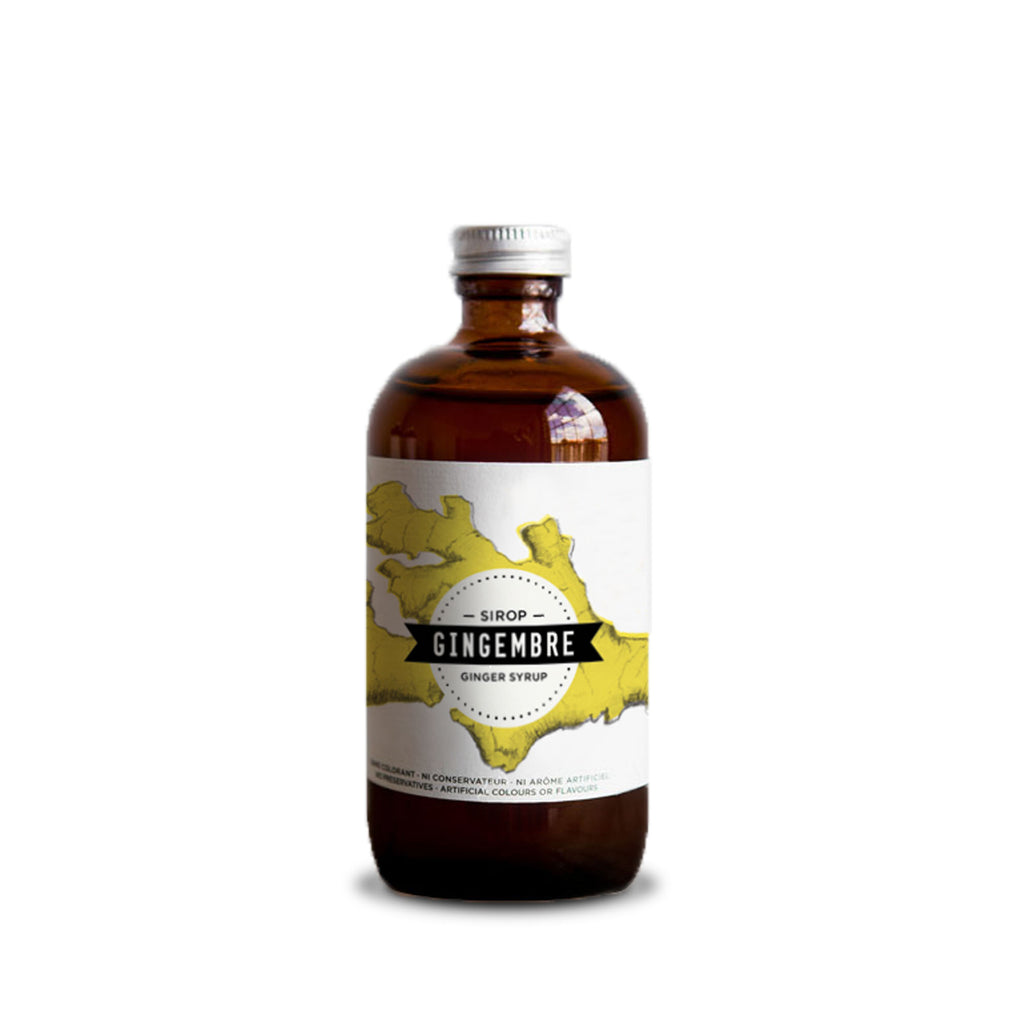 Ginger Syrup - 235ml by Les Charlatans - Merchant of York Toronto