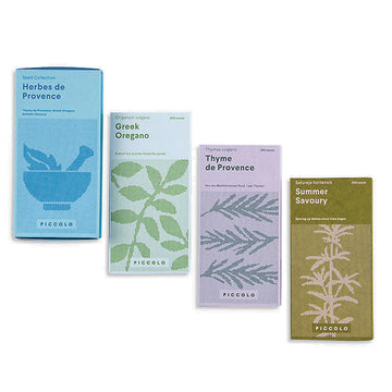 Herbes de Provence  Collection Seed Packets