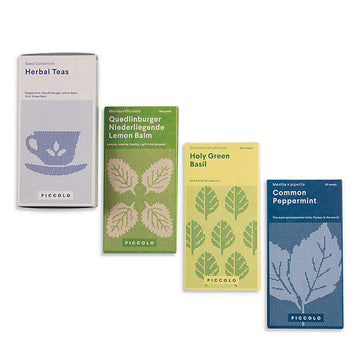 Herbal Tea Collection Seed Packets