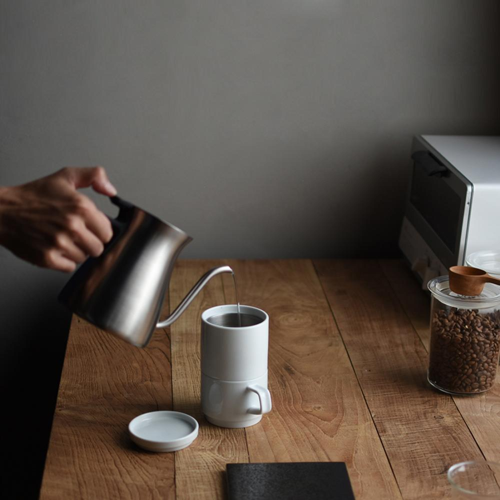Faro Coffee Dripper + Cup by Kinto - Merchant of York