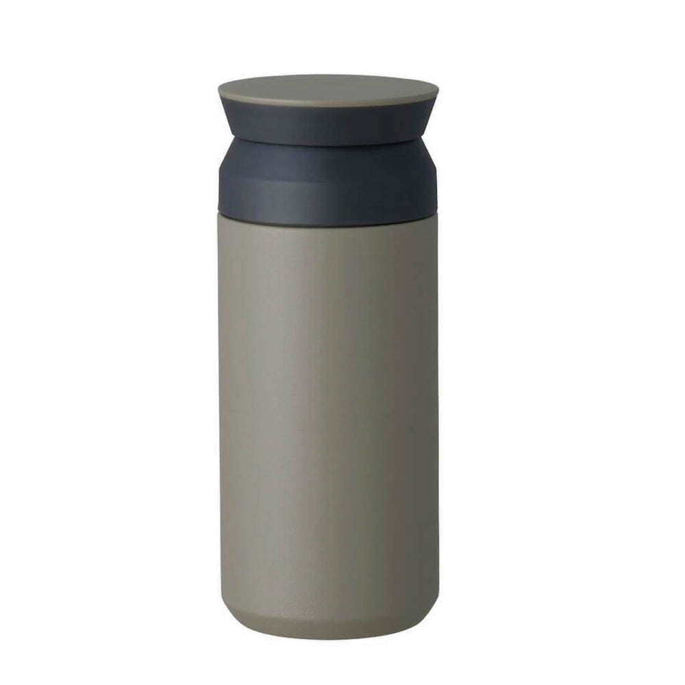 Travel Tumbler 500ml, Khaki - Merchant of York