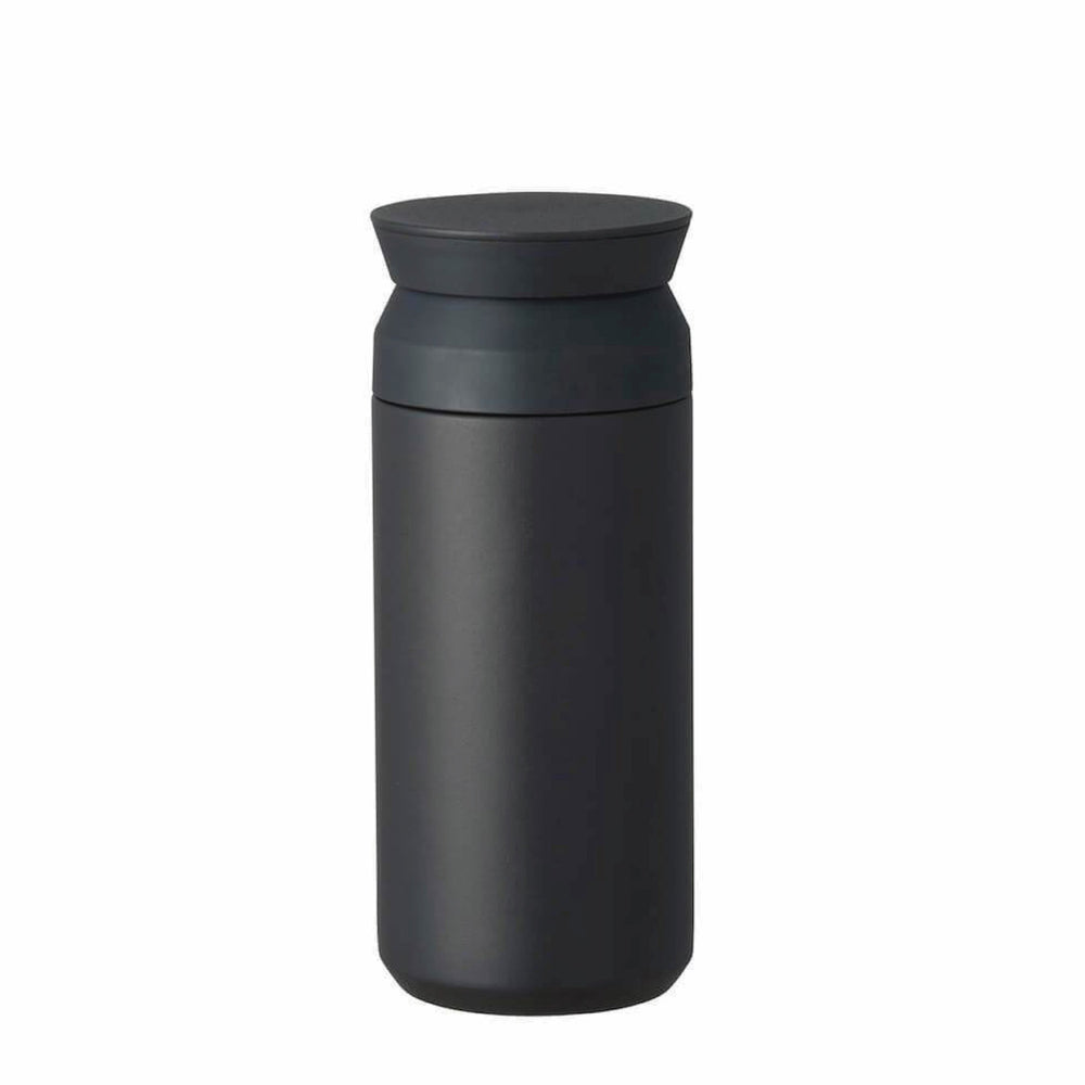 Travel Tumbler 350ml, Black - Merchant of York