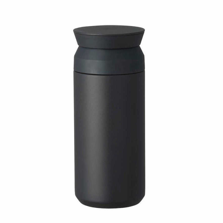 Travel Tumbler 500ml, Black - Merchant of York