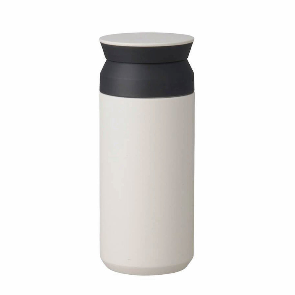 Travel Tumbler 500ml, White by KINTO - Merchant of York