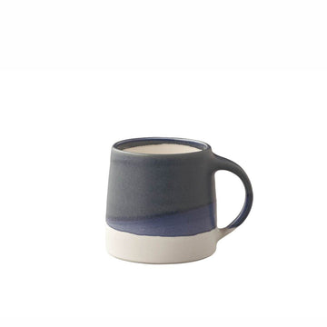 Slow Coffee Style Specialty Mug - Navy/White - Merchant of York