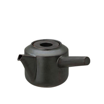 Kyusu Teapot 300ml, Black by KINTO - Merchant of York