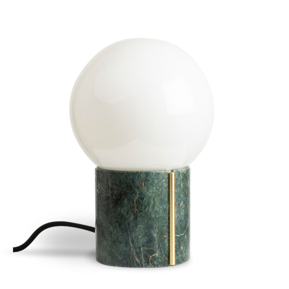 Nocte Lamp - Green Marble by And Jacob - Merchant of York