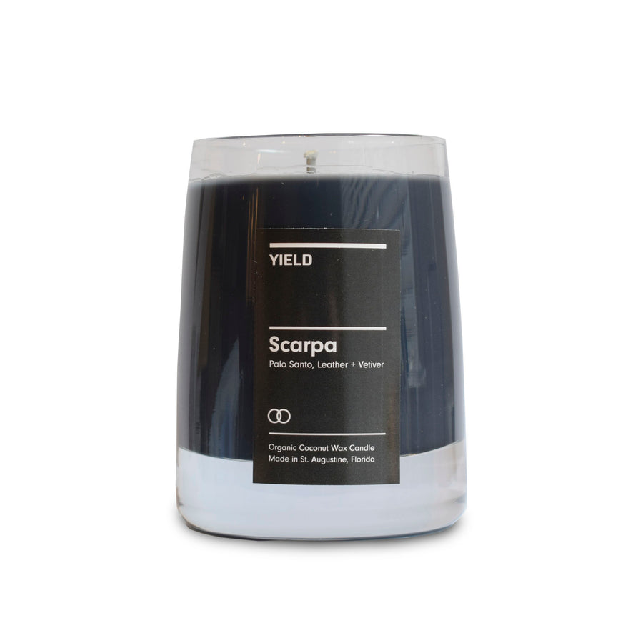 Scarpa Candle - 8oz - Merchant of York