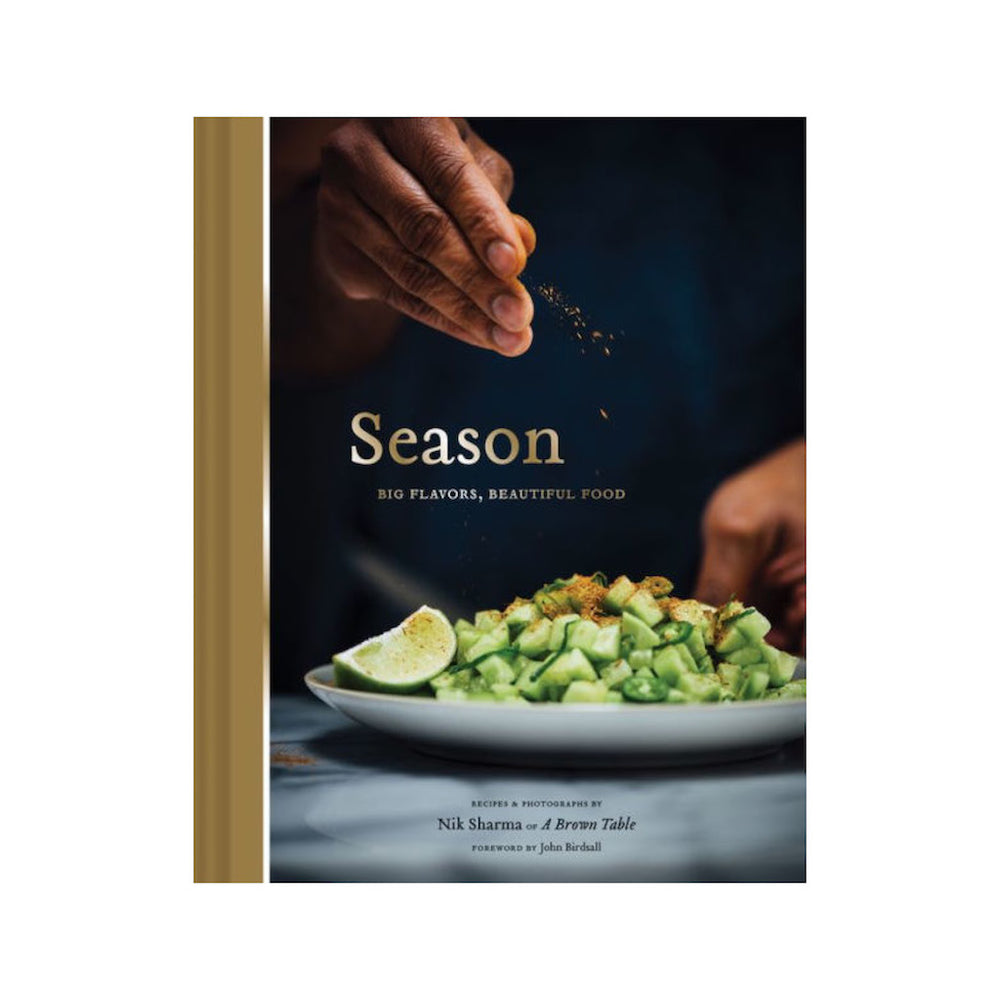 Season: Big Flavours, Beautiful Food by Chronicle Books - Merchant of York Toronto