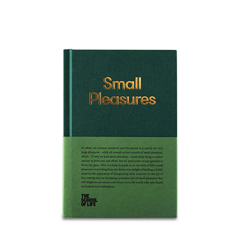Small Pleasures by The School of Life - Merchant of York