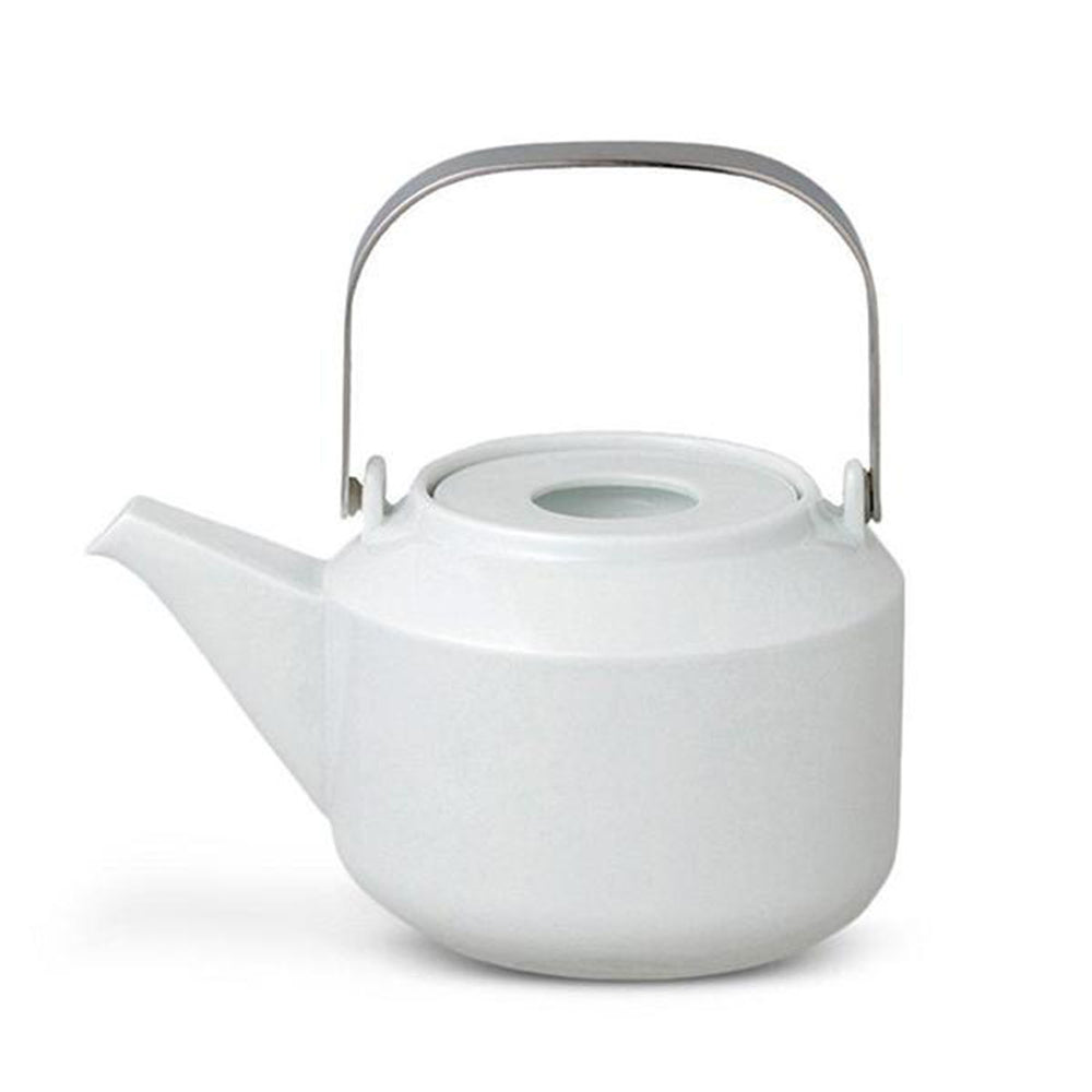 Leaves To Tea Teapot 600ml, White