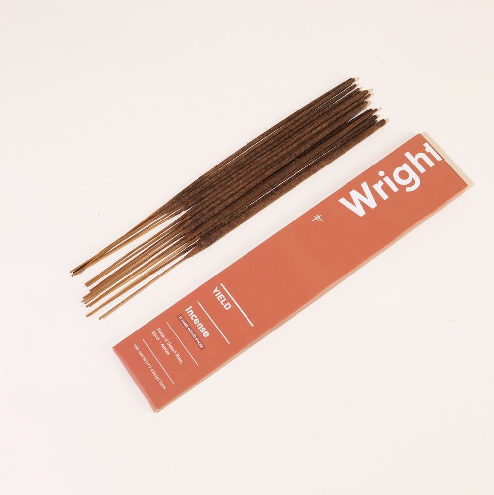 Wright Incense by Yield - Merchant of York