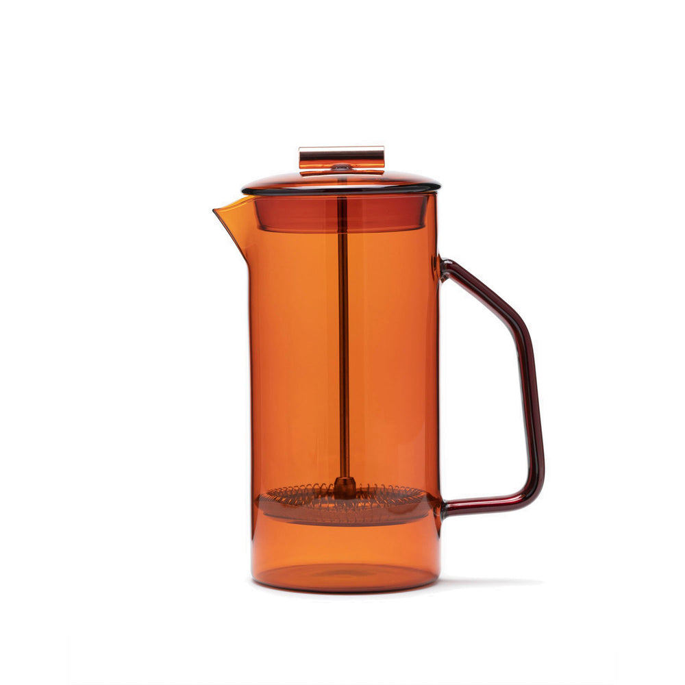 French Press, 850ml Amber - Merchant of York