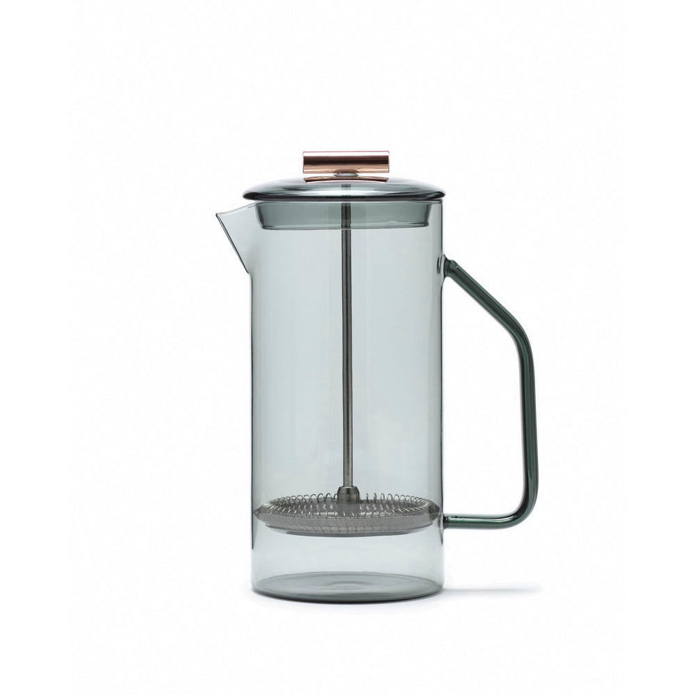 French Press, 850ml Grey by Yield - Merchant of York